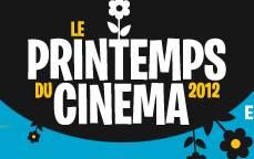 Le Printemps du Cinéma : les prix des tickets en baisse printemps-cinema