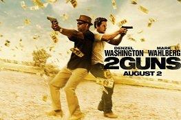 2 Guns, un film pour tous les nostalgiques de buddy-movies à l'ancienne 2gunstrailer1